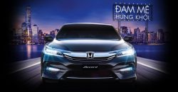Honda Accord, Accord 2018, Gia xe Honda Accord, Honda Auto Binh duong, Honda Oto Binh Duong