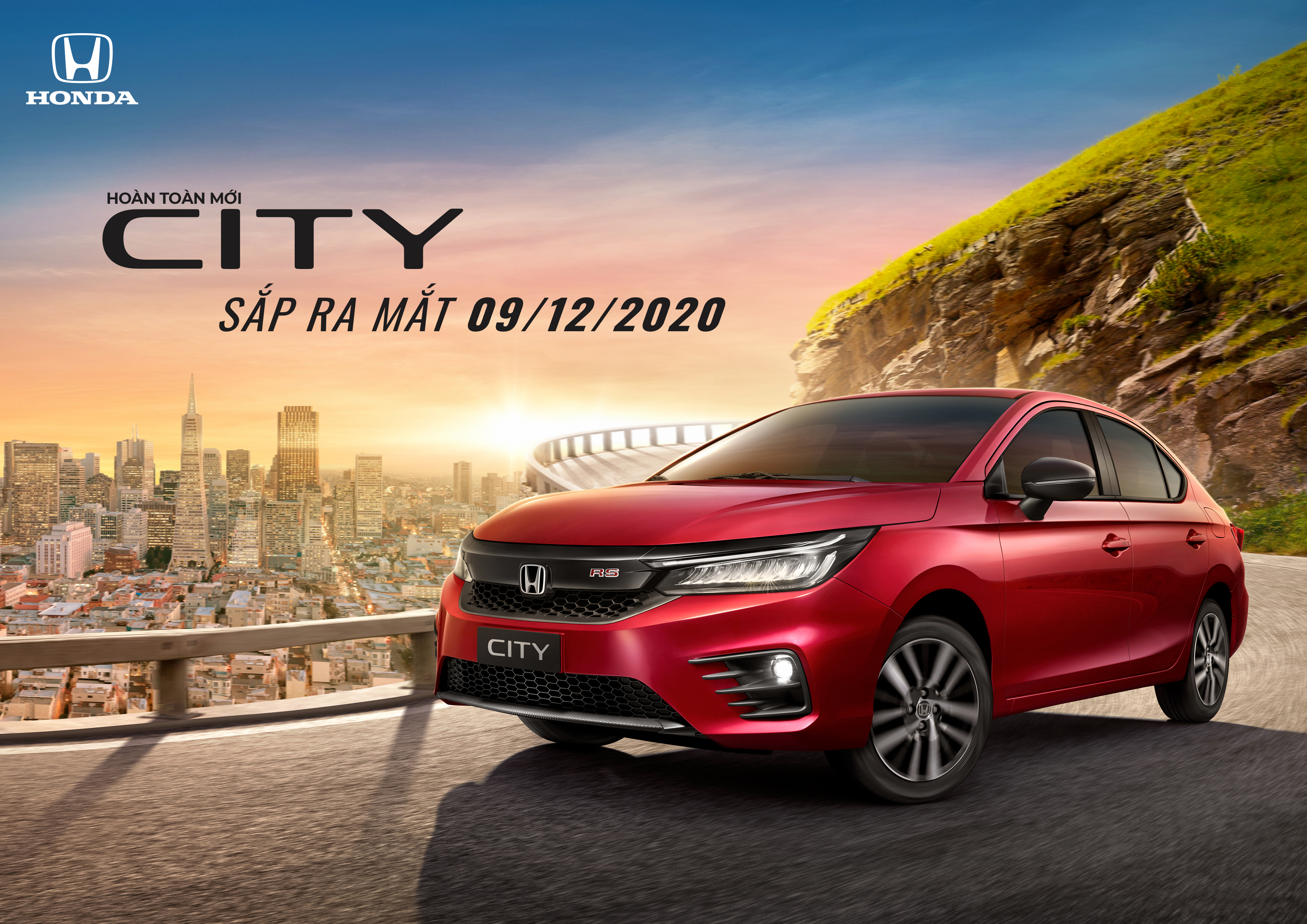 Honda City 2020 - Honda Ôtô Bình Dương - Thuận An